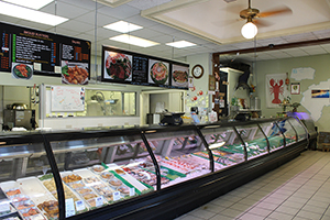 inside Seafood USA